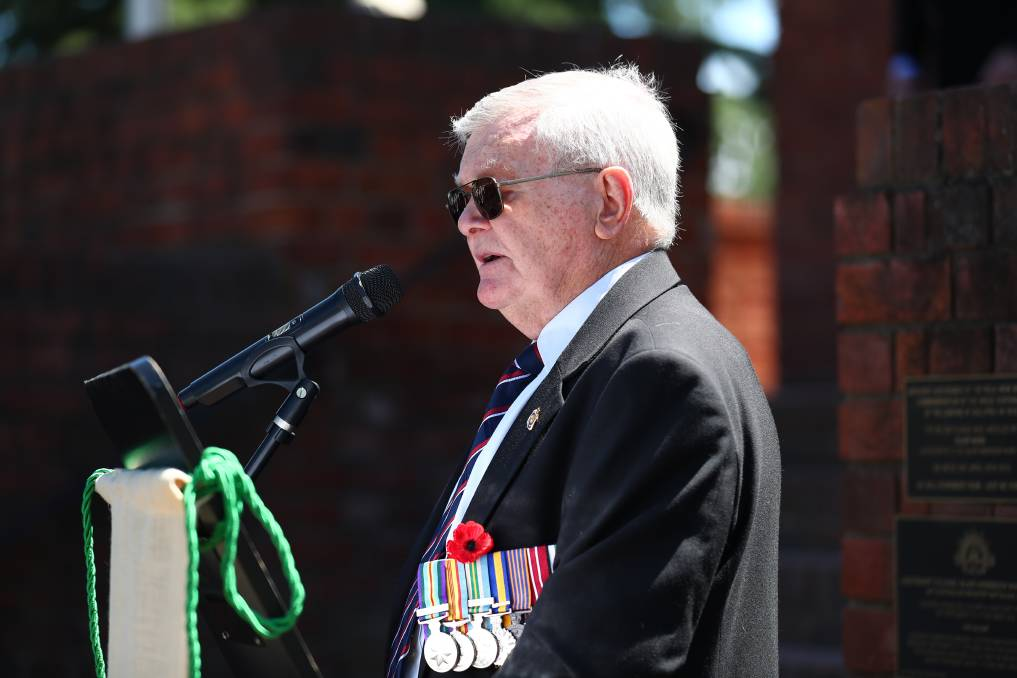 HOPEFUL: Bathurst RSL Sub-Branch president David Mills is waiting for a resolution on a new constitution for RSL NSW. Photo: PHIL BLATCH