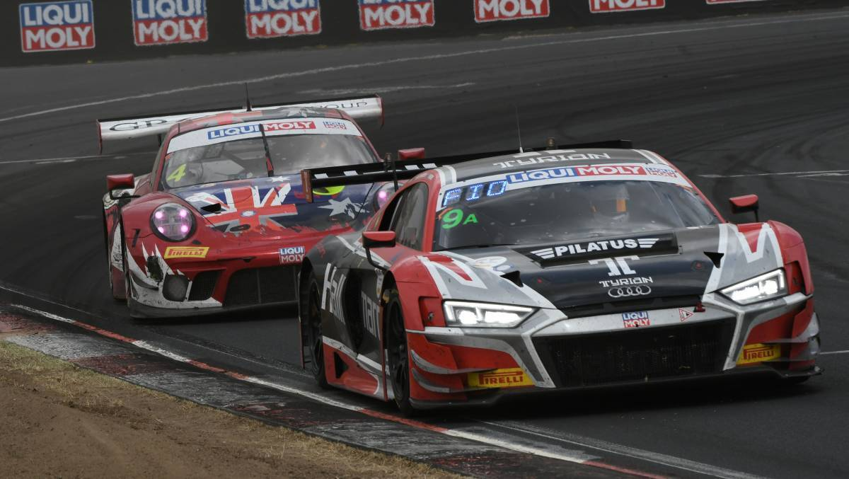 Travel restrictions force the Bathurst 12 Hour to be cancelled