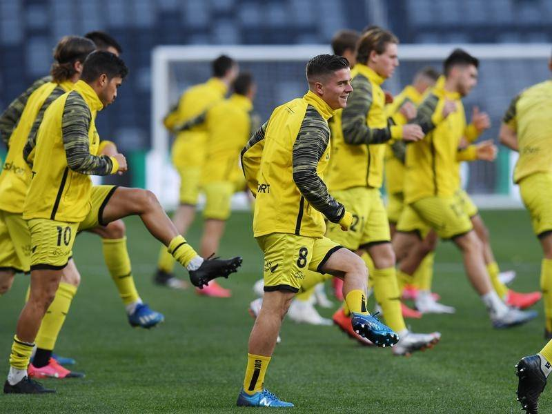 A-League club Wellington Phoenix will start the new season from a base in NSW.