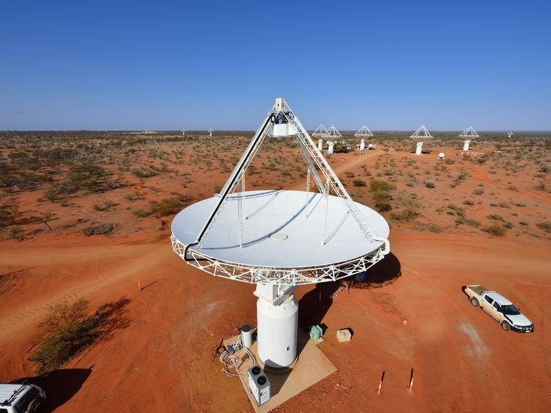The PM says a $387 million investment in the SKA radio telescope in WA will be good for Australia.