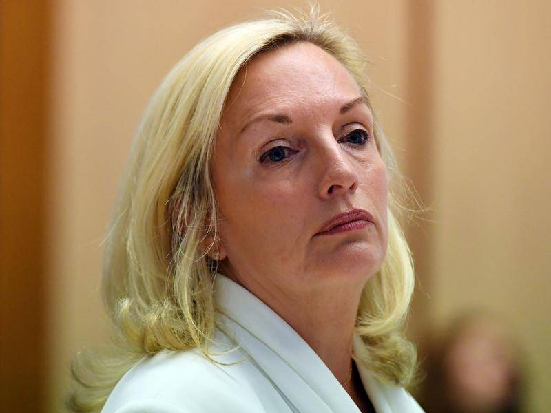 It's beyond doubt that Christine Holgate resigned from her job, minister Paul Fletcher says.